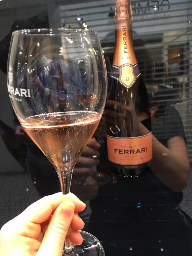 taste of ferrari